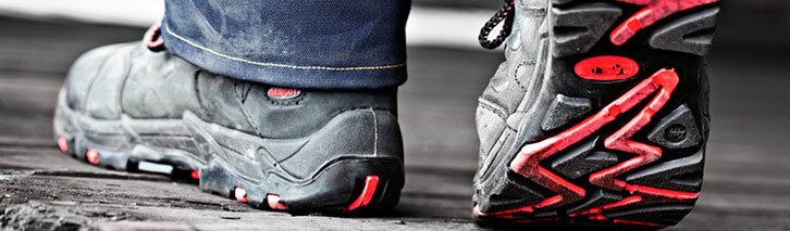 Chaussures de securite aux normes certifications