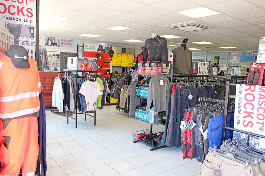 50bb2eefd4e VETIROC   magasin de vêtements de travail à Annecy Cran-Gevrier ...
