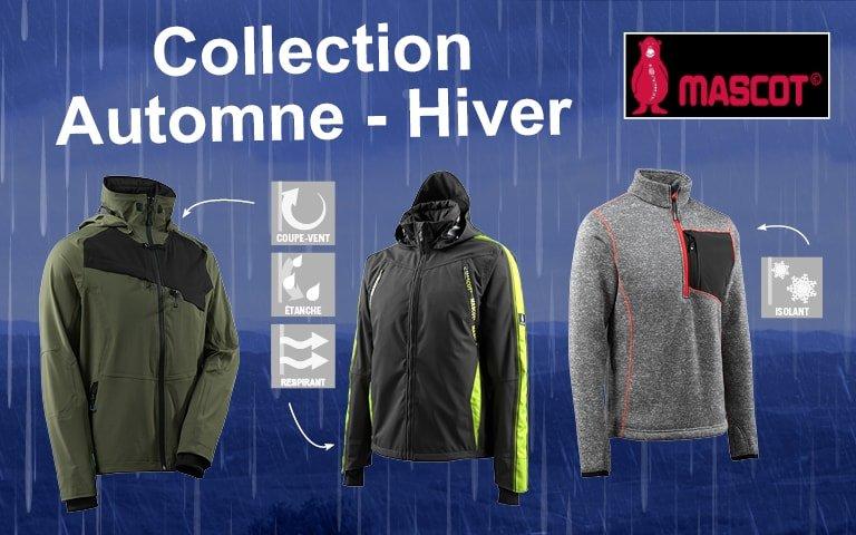 Vêtements techniques Autmone Hiver 2019